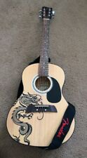 """First Act Parlors Size Acoustic Guitar  35"""" 6-String Strap and Instruction Book"""