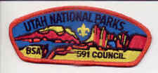 CSP FROM  UTAH NATIONAL PARKS- S-3