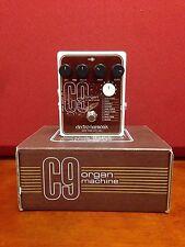 Electro-Harmonix C9 Organ Machine Guitar Effects Pedal Free Expedited Shipping!
