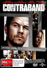 Contraband - Mark Wahlberg / Kate Beckinsale DVD Regions 2,4,5