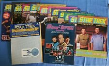 Star Trek Poster Books and book collection, original series