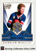 2015 Select AFL Honours S2 Brownlow Gallery Card BG83 Brad Hardie (Footscray)