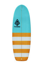 "Paragon Mini Simmons 5'4"" Blue-Orange Surfboard"