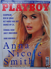 Playboy NL 6/1996, Anna Nicole Smith, Annoesjka Roosenschoon, Kona Carmack