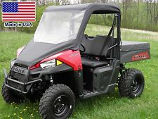 Vinyl Windshield & Roof for Polaris Ranger 570 Mid Size - Canopy - Commercial