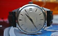 Certina Automatic Cal 28-451 Gents Vintage Watch In Box c1950's