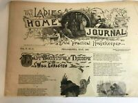 The Ladies Home Journal and Practical Housekeeping Philadelphia July, 1887