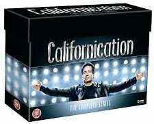 "CALIFORNICATION COMPLETE SERIES 1-7 COLLECTION DVD BOX SET 17 DISC R4 ""NEW"""