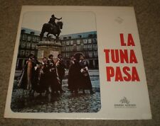 La Tuna Pasa Tuna De Madrid~SEALED~RARE Latin Salsa~Spanish Heritage~FAST SHIP!