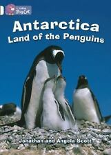Collins Big Cat: Antarctica : Land of the Penguins (2012, Paperback, Workbook)