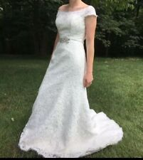 Wedding Dress Size 10