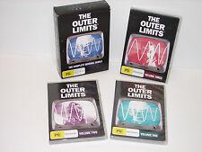 Outer Limits Original Series Complete Box Set (DVD 14-Disc Set)  *REGION PAL*