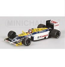 Minichamps 400860006 WILLIAMS HONDA FW11 N.PIQUET 1986 1:43 Neu & Ovp