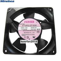 NMB 4710PS-22T-B30 Axial fan AC 220V 14/11W 120*120*25mm Cabinet Cooling Fan