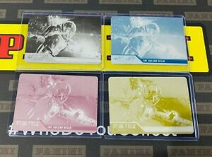 Star Trek Discovery Season 1 Complete 4 Card Printing Plate Set Card #2
