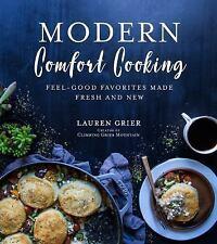 MODERN COMFORT COOKING - GRIER, LAUREN - NEW PAPERBACK