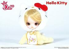 Little Pullip Jun Planning Groove Fashion Posable Figure Doll LD-539 Hello Kitty