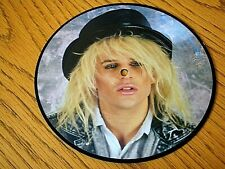 """POISON - INTERVIEW DISC  7"""" PICTURE DISC"""