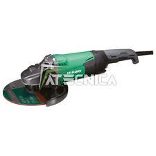 Smerigliatrice mola grande manuale 230 mm HITACHI HIKOKI G23SW2 2200W 230V