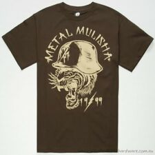 Metal Mulisha Carnage Men's Tee T-Shirt SIze L