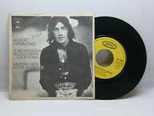 ALBERT HAMMOND IT NEVER RAINS... - ANYONE HERE IN THE AUDIENCE EPIC EPC 8499
