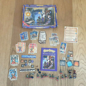 MB Games Hero Quest Shadows of Morcor Expansion Near Complete