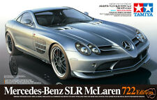 Tamiya 1:24 Mercedes-Benz SLR722 [24317]