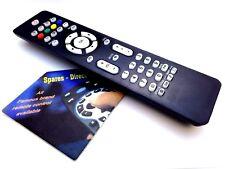 * NUOVO * Design Sostituzione Telecomando Per 42 pf5421 / 10 / 42PF5421 TV PHILIPS -
