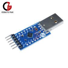 USB 2.0 to TTL UART 6PIN Module Serial Converter CP2104 STC PRGMR Than CP2102