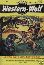 Western-Wolf Nr. 040 ***Zustand 1/1-***