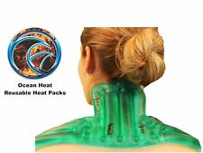 Instant Trigger Activated Heating and Cool Gel Pad - Ocean Heat