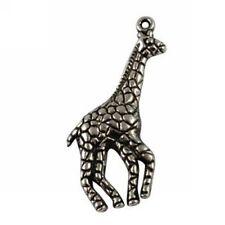 15Pcs Tibetan Silver Giraffe Charms T5333 FREE SHIP