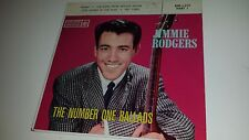 JIMMIE RODGERS The Number One Ballads ROULETTE 313 EP 45 7""