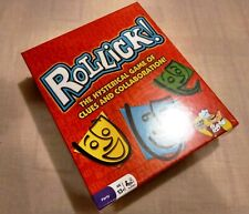 Rollick! Charades Game By The Game Chef Sealed