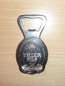 Flaschenöffner Dortmunder Thier Brauerei - Pils