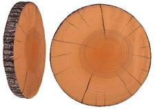 NOVELTY TREE STUMP DESIGN ROUND SEAT CUSHION OUTDOOR GARDEN FURNITURE DECOR