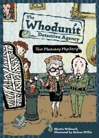 The Mummy Mystery #5 (The Whodunit Detective Agency)-ExLibrary