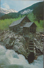 Ghost Mill Crystal River Country of Gunnison County   #D18