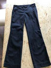 Ann Taylor Loft Petites Dark Blue Jeans Size 4P Excellent Condition