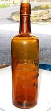 Lash's Bitters Co. - San Francisco - Calif.  Cylinder type - Light Amber - 298 H