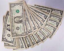 1995 **STAR** A,B,C,D,E,F,G,I,J, L/* (VARIOUS) Circ $1 FRN One Dollar