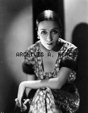 Dolores Del Rio Hollywood actress print 8 x 10 photo 12 photos - PRICE PER PRINT
