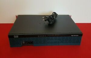 Cisco2911-VSEC/K9 - C2911-VSEC Router - Security + UCK9 Lizenz PVDM3-64