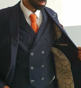 Wedding No Pattern Regular Classic Suits Tailoring For Men For Sale Ebay