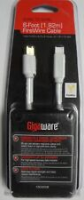 Gigaware 6-Foot FireWire Cable 6 TO 9 PIN  - 1500008 FREE SHIPPING