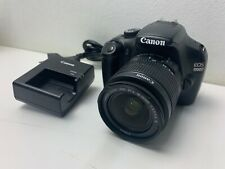 Canon E0S 1100D digital Camera with battery and charger