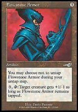 Flowstone Armor X4 EX/NM Nemesis MTG Magic Cards Artifact Uncommon