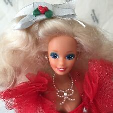Barbie vintage Happy holidays collection 1988 First edition