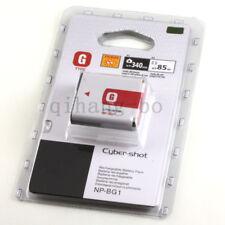 NP-BG1 Battery  For SONY FG1 DSC W120 W125 W130 W150 W170 W200 W210 W220 W230