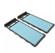 Pollen Cabin Filter fits NISSAN PATROL 2.8D  3.0D 4.8 2000 on TOP QUALITY MAHLE